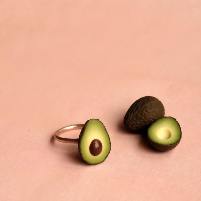 minischmidt miniGARTEN Avocado Ring