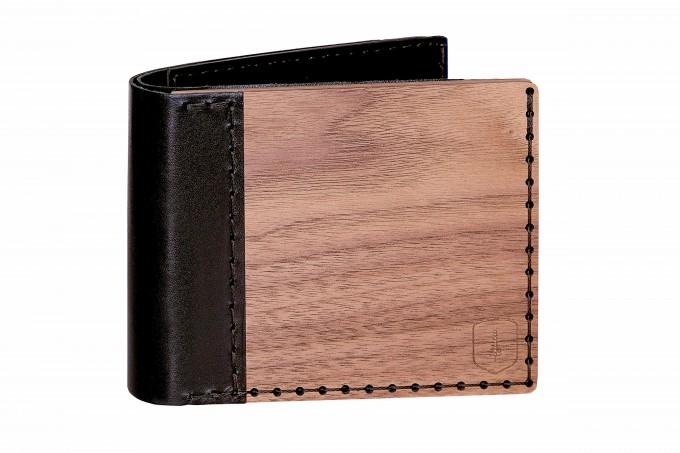 Nox Virilia Holzportemonnaie von BeWooden