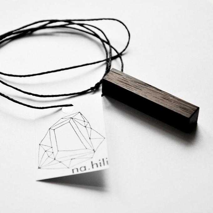 na.hili KETTE minimal wood - Nuss