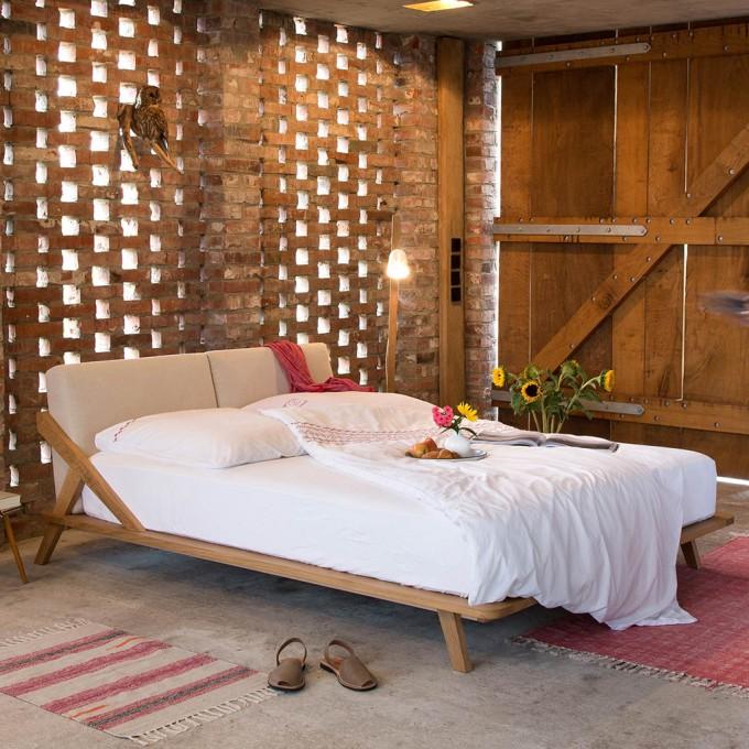 ellenberger Nordic Space Bett 180 x 200cm