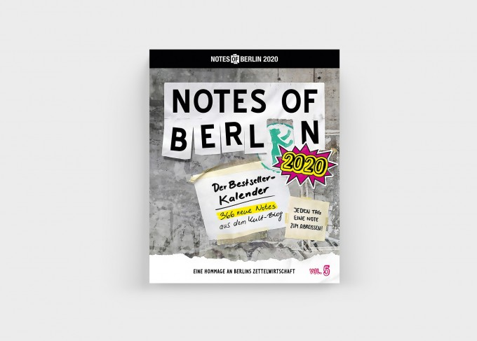 NOTES OF BERLIN 2020 von seltmann+söhne