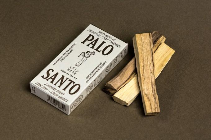 Palo Santo | natürlicher Raumduft von happen.studio