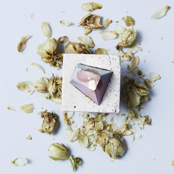 pars Pralinen Edition No.8   Wilder Hopfen & Lavendel   4 St.