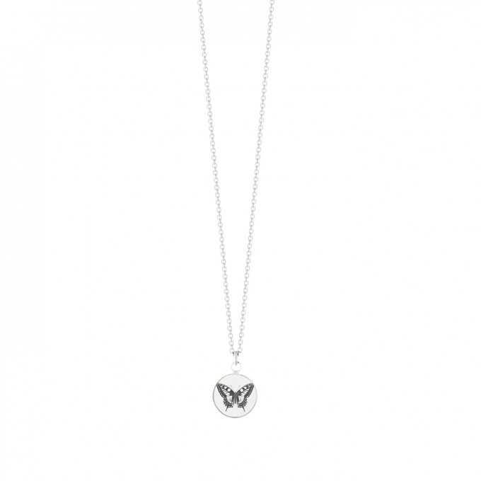 "anzu jewelry Halskette ""Schmetterling"""