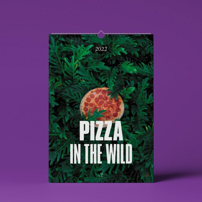 """Pizza in the Wild"" Kalender 2022"