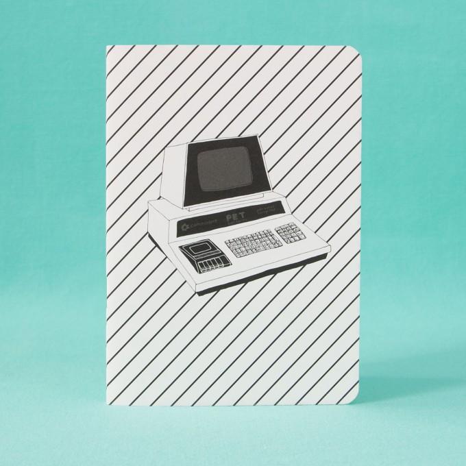 polypodium / Notizheft - A6 - Commodore