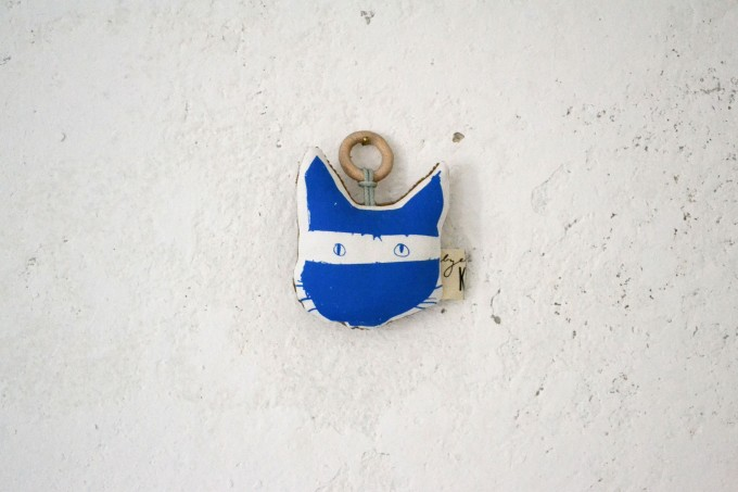 by elhe. RASSEL NINJA blau