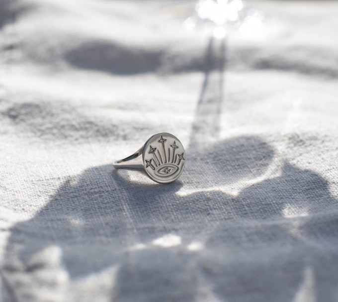 iloveblossom ENLIGHTENMENT RING