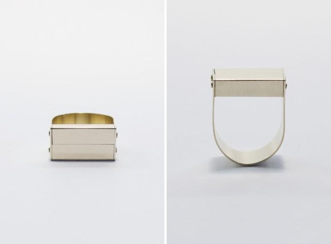 amelie schleifenheimer Ring DE.ZWEI