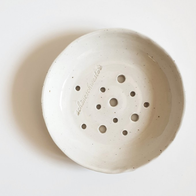 Keramik Seifenschale – schöneschwester