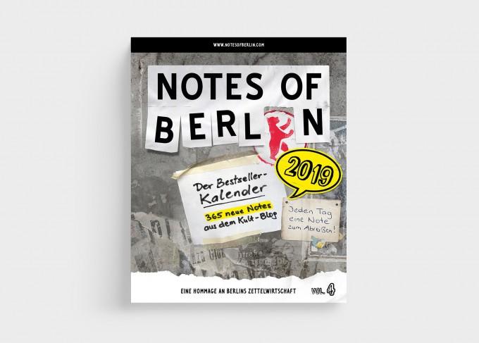 NOTES OF BERLIN 2019 von seltmann+söhne