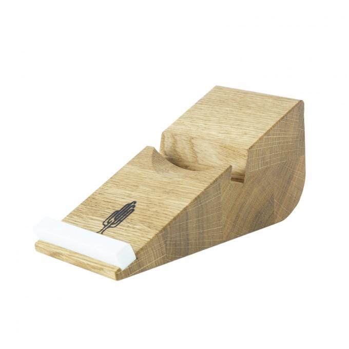 Smartphone Halter cela 6, iPhone Halterung aus Holz | Handy Aufsteller 6 Zoll | Holzbutiq