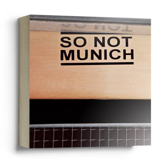 "München im Quadrat - ""so not munich"""