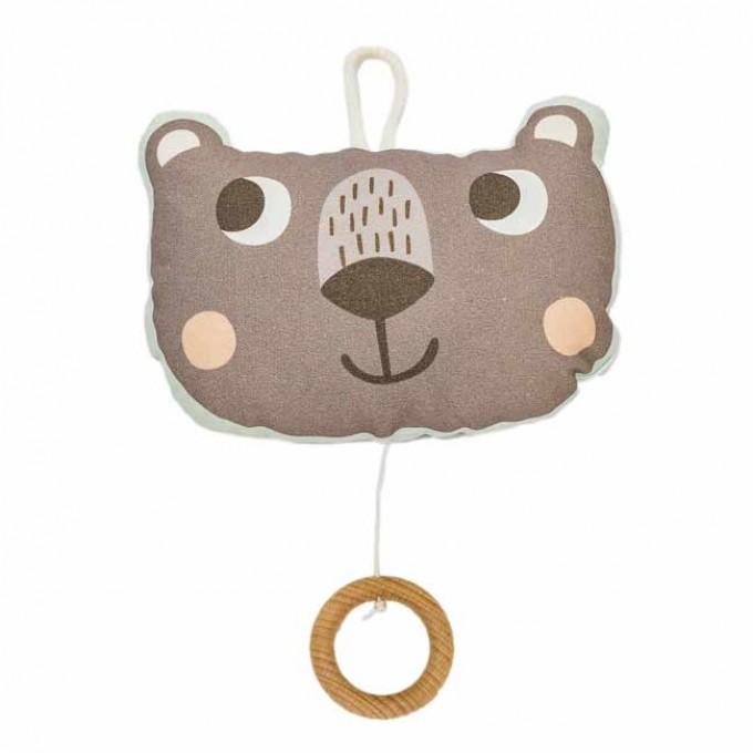 julica-design Spieluhr Bär