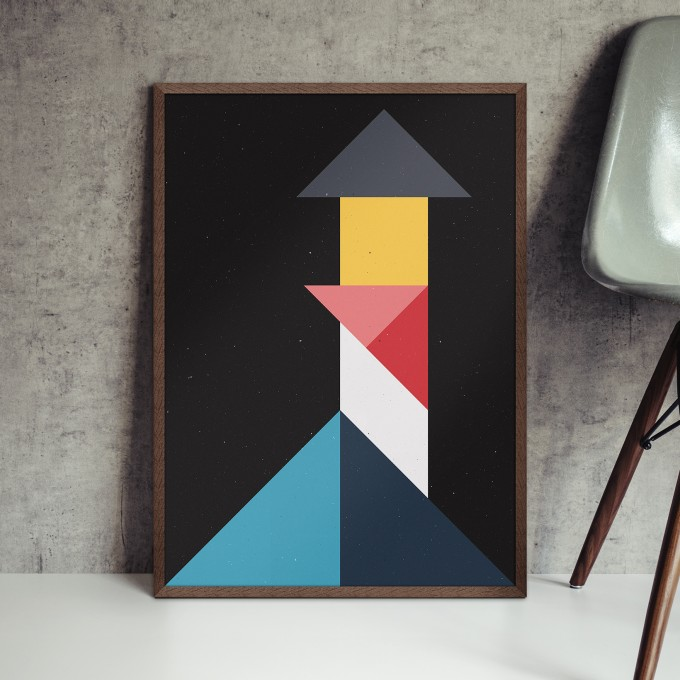 stellavie Tangram, Lighthouse