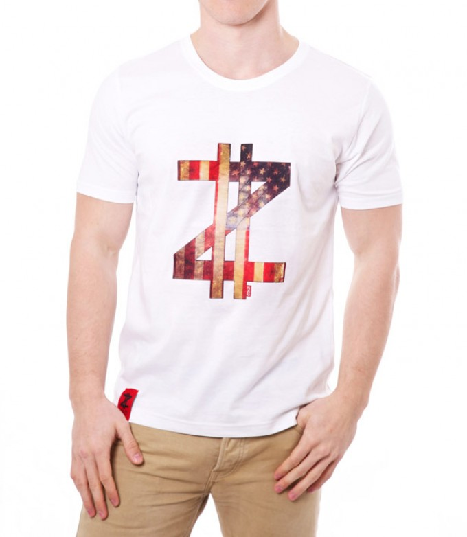 Coazi American Label T-Shirt