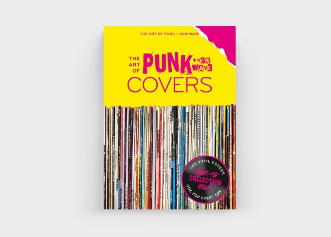 The Art of Punk + New-Wave Covers von seltmann+söhne