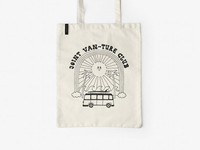 typealive / Baumwolltasche / Joint Van Ture