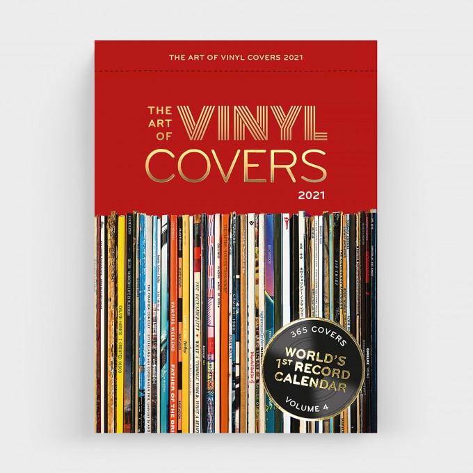 THE ART OF VINYL COVERS 2021