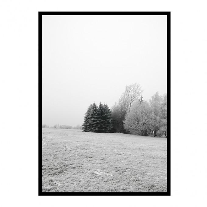na.hili winter wonderland - 50x70/A1 Artprint - Poster