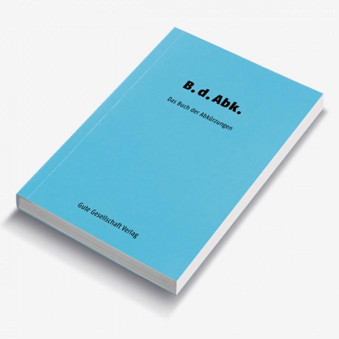 Das Buch der Abk.