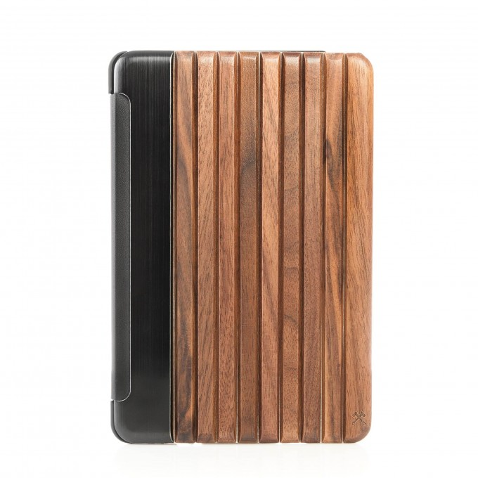 "Woodcessories - EcoGuard iPad Mini 4 Smart Case ""black"""