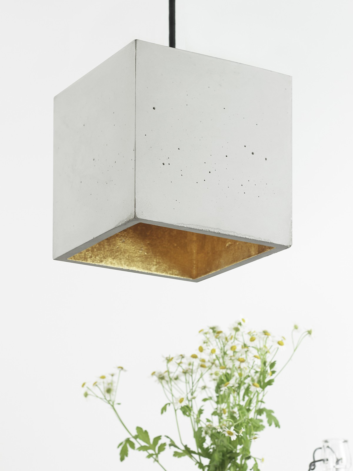gantlights b5 h ngelampe quadratisch gro. Black Bedroom Furniture Sets. Home Design Ideas