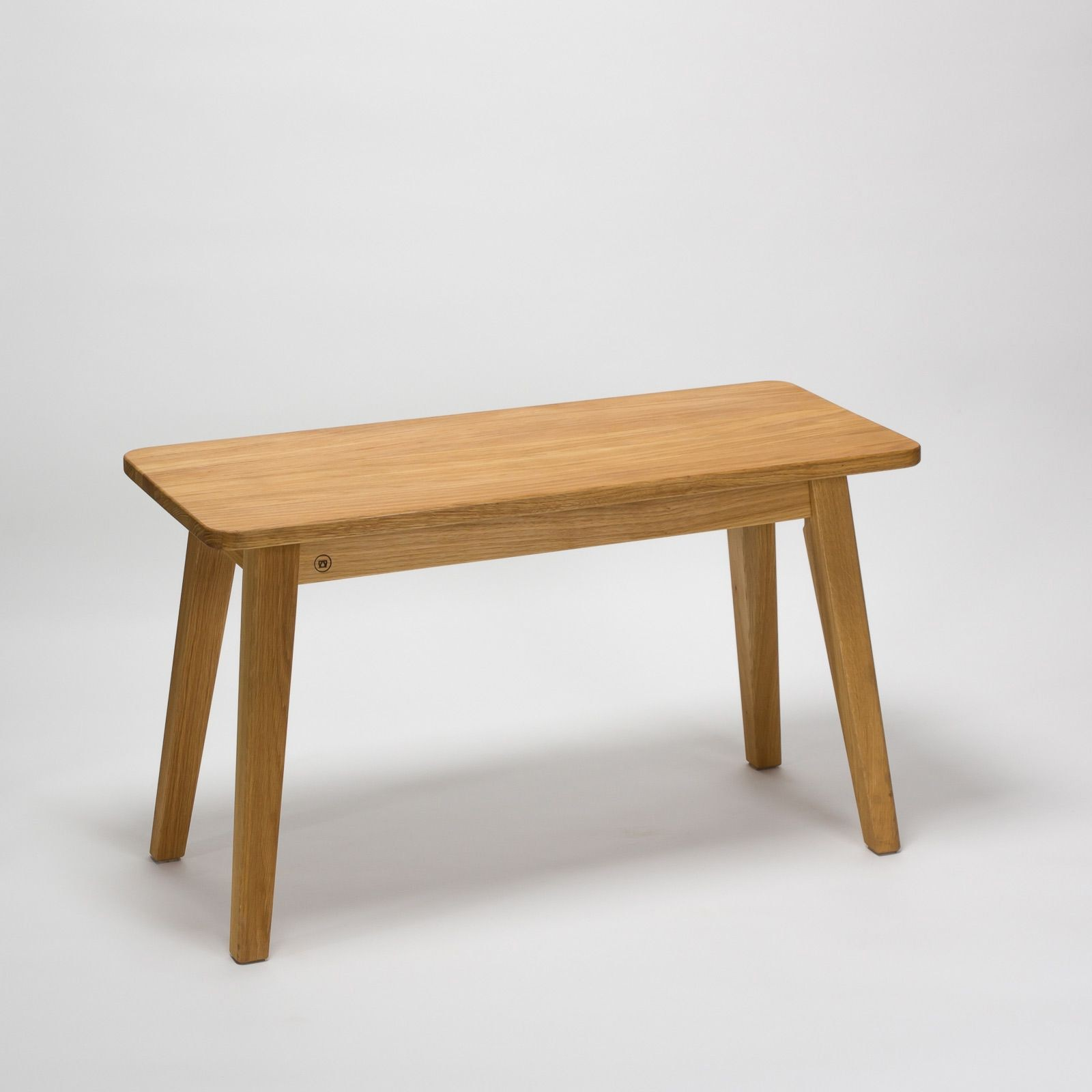 sitzbank josef aus eichenholz anton doll. Black Bedroom Furniture Sets. Home Design Ideas