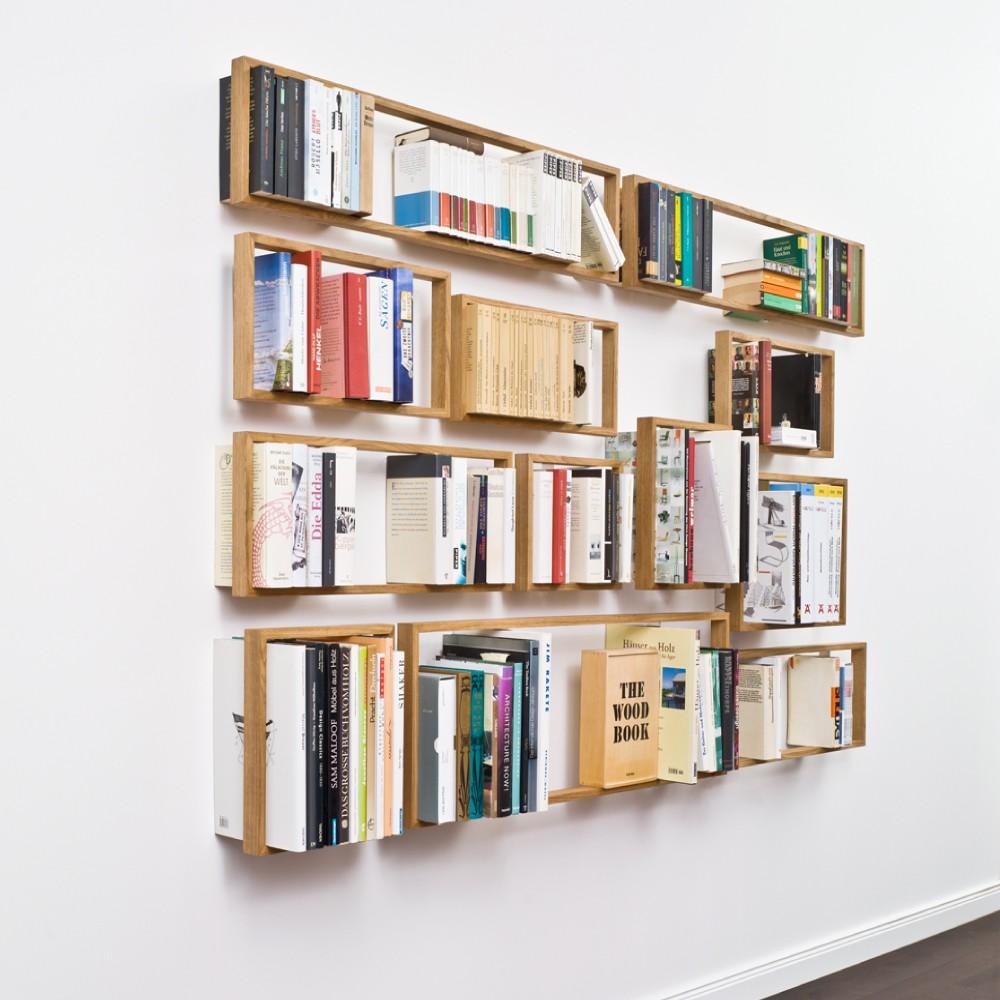 Ausgefallene Bücherregale das kleine b regal b selekkt com