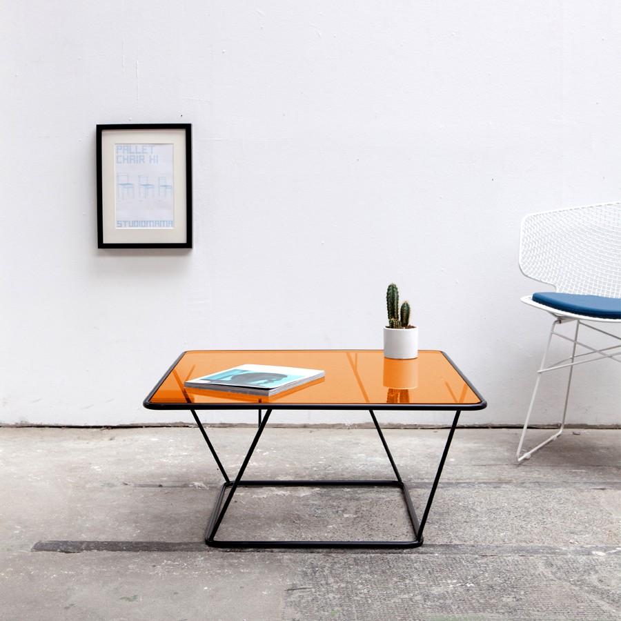 couchtisch freebird mit bunten glasplatten. Black Bedroom Furniture Sets. Home Design Ideas