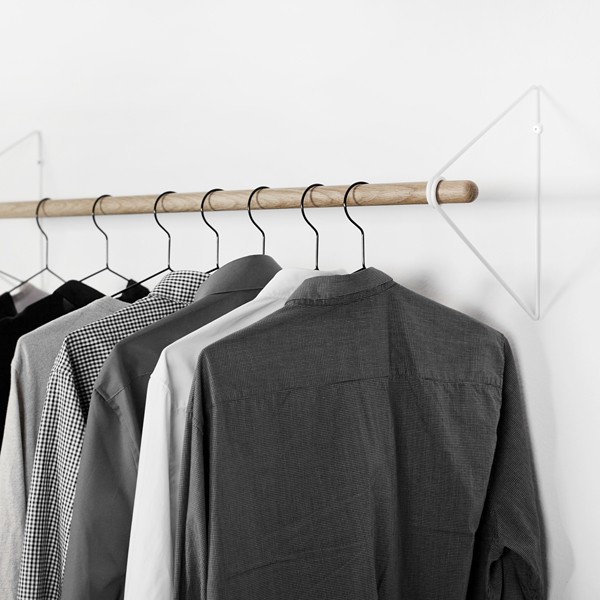 spring garderobensystem verschiedene gr en von. Black Bedroom Furniture Sets. Home Design Ideas