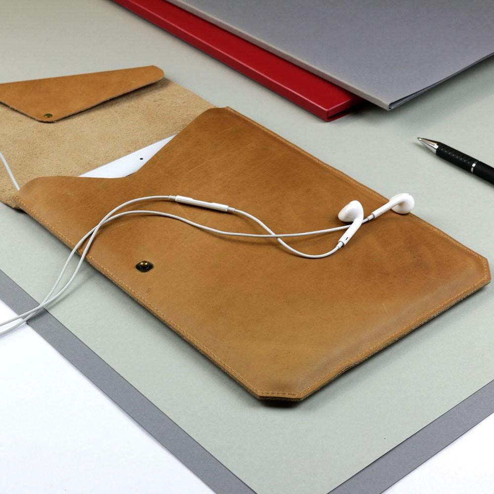 alexej nagel ipad tasche f r ipad air ipad air 2 pro aus vintage leder l. Black Bedroom Furniture Sets. Home Design Ideas
