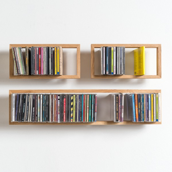 das kleine b regal b cd. Black Bedroom Furniture Sets. Home Design Ideas