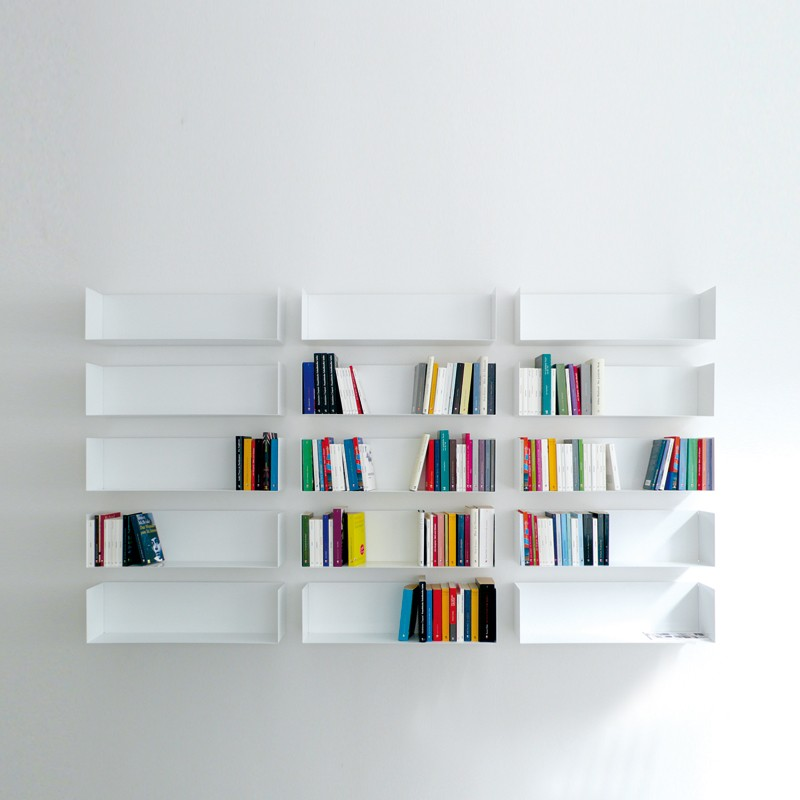 linea1 a b cher und dvd regal. Black Bedroom Furniture Sets. Home Design Ideas