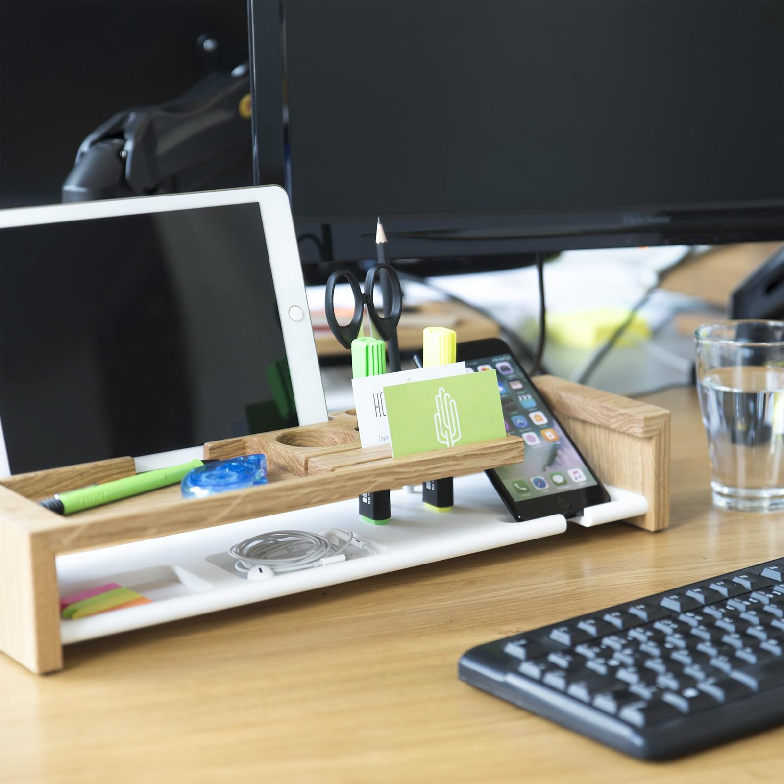 Schreibtisch Organizer Design 2021
