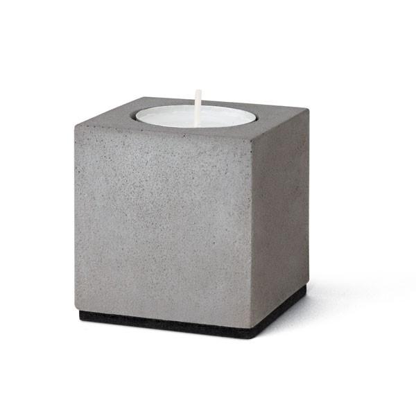 korn produkte kerzenleuchter block f r teelichter. Black Bedroom Furniture Sets. Home Design Ideas