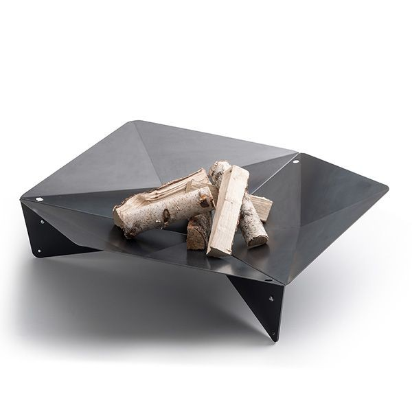 h fats triple 120 cm fire bowl grill feuerschale grill. Black Bedroom Furniture Sets. Home Design Ideas