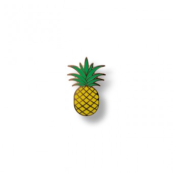 redfries pin pineapple – Pin Hartemaille