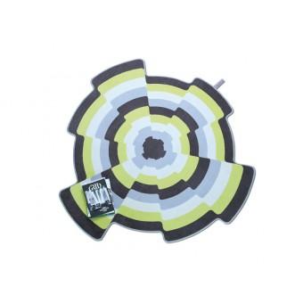 FLAT´N - SLICES Teppich (D 180 cm)