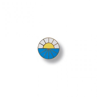 redfries pin sunset – Pin Hartemaille
