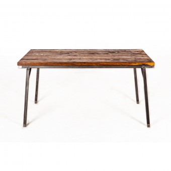 Bjørn Karlsson Furniture – Old Oak Dining Table