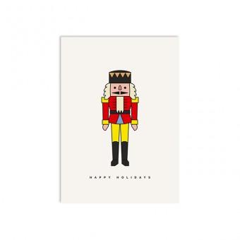 redfries kingman – Postkarte DIN A6