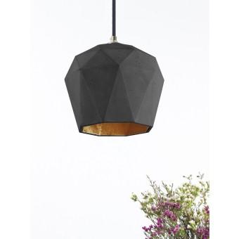 GANTlights [T3]dark Hängelampe trianguliert