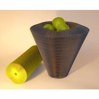 "onlydesign Schale hoch ""Favino"", Vase, Korb, Blumenvase"