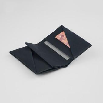 VANOOK Wallet Small / Charcoal
