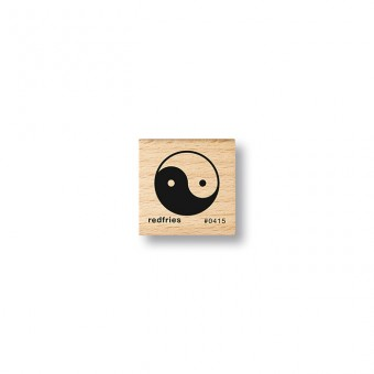 redfries stamp yin yang – Stempel
