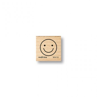 redfries stamp smiley – Stempel