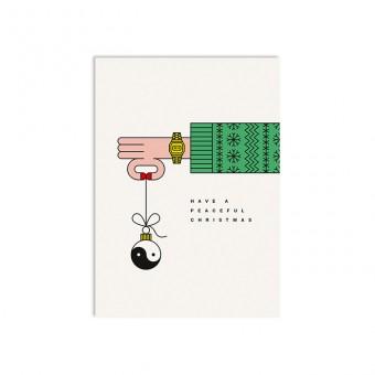 redfries trondheim – Postkarte DIN A6