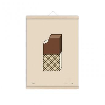 redfries sandwich a3 – Kunstdruck DIN A3