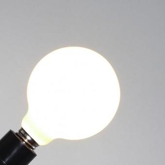 toshi LED Globe Ø 95 (matt, E27, 4W)